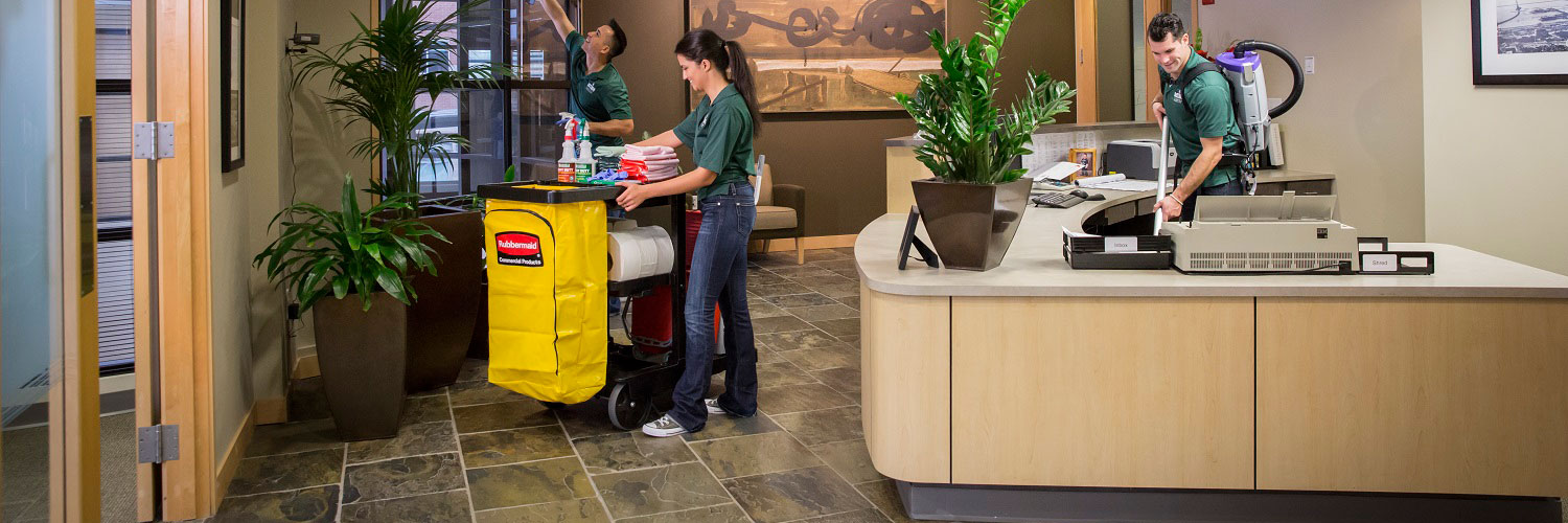 Cleaning Commercial Buildings Is Not Just About Appearance